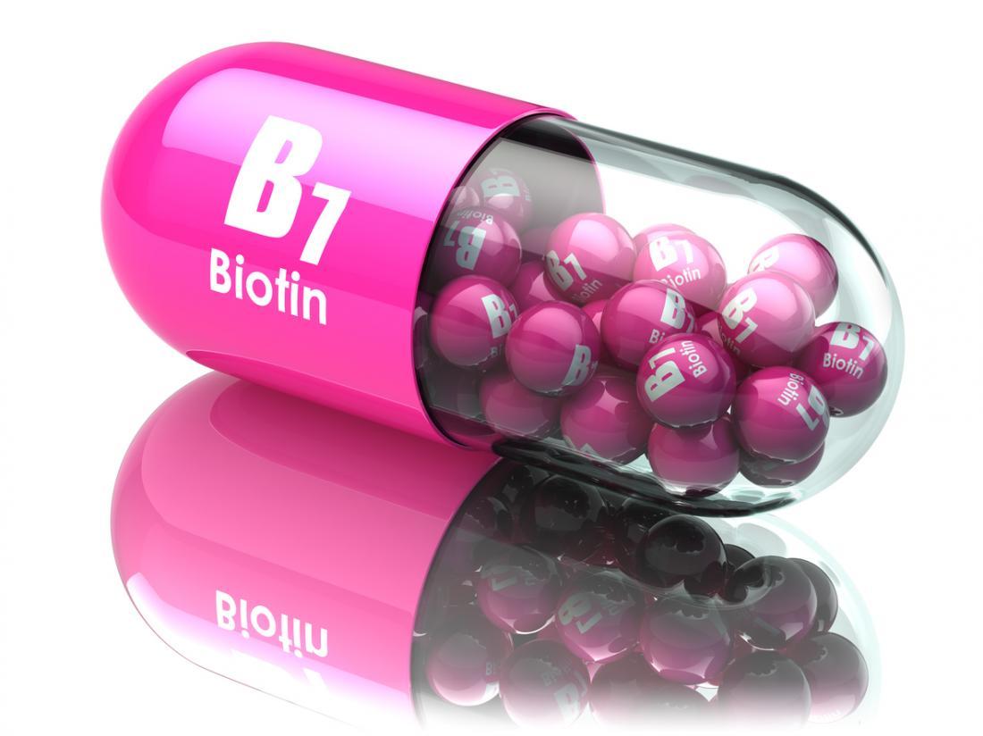 Saç Dökülmesi ve Biotin